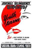 Youth Aflame - 1944 - Movie Poster