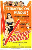 The Violators - 1957 - Movie Poster
