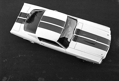 1965 Ford Shelby GT350 Mustang - First Built - LA  Facility - Promo Photo Poster
