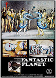 Fantastic Planet - 1973 - Movie Poster