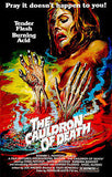 The Cauldron Of Death - 1979 - Movie Poster