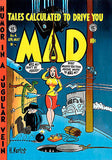 MAD Magazine #4 - April / May 1953 - Cover Poster