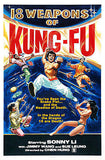 18 Weapons of Kung-Fu - 1977 - Movie Poster