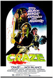 Craze - 1974 - Movie Poster