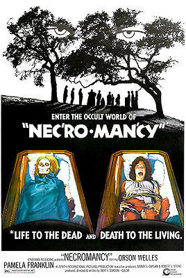 Necromancy - 1972 - Movie Poster