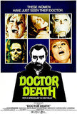 Doctor Death - 1973 - Movie Poster