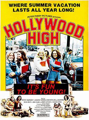 Hollywood High - 1976 - Movie Poster Mug