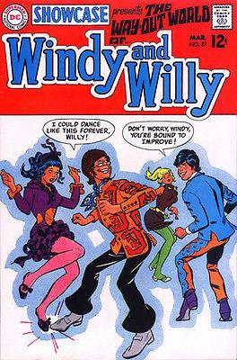 Windy and Willy #81 - Comic Book Cover Magnet