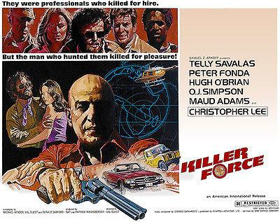 Killer Force - 1976 - Movie Poster Mug