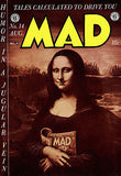 MAD Magazine #14 - August 1954 - Cover Poster