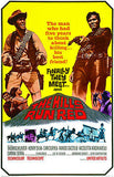 The Hills Run Red - 1966 - Movie Poster