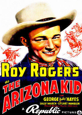 The Arizona Kid - 1939 - Movie Poster