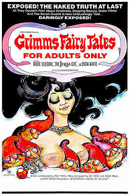 Grimm's Fairy Tales For Adults Only - 1969 - Movie Poster