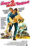 The Incredible 2 Headed Transplant - 1971 - Movie Poster