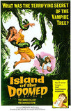 Island of the Doomed - 1967 - Movie Poster