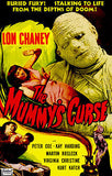 The Mummy's Curse - 1944 - Movie Poster