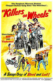 Killers on Wheels - 1976 - Movie Poster