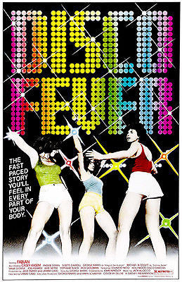 Disco Fever - 1978 - Movie Poster