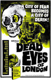 Dead Eyes of London - 1961 - Movie Poster