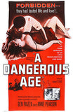 A Dangerous Age - 1959 - Movie Poster