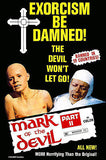 Mark of the Devil Part II - 1973 - Movie Poster