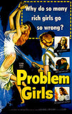 Problem Girls - 1953 - Movie Poster