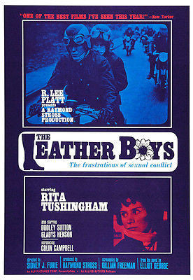 The Leather Boys - 1964 - Movie Poster