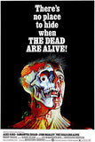 The Dead Are Alive! - 1972 - Movie Poster