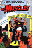 Mr. Muscles #22 - March 1956 - Comic Book Cover Mug
