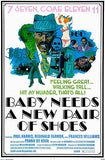 Baby Needs A New Pair Of Shoes - 1974 - Movie Poster