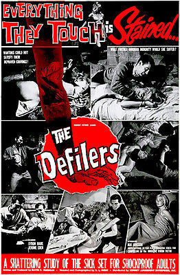 The Defilers - 1965 - Movie Poster
