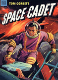 Tom Corbett, Space Cadet #8 - Comic Book Cover Poster