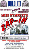 Miss Nymphet's Zap-In - 1970 - Movie Poster