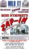 Miss Nymphet's Zap-In - 1970 - Movie Poster Mug