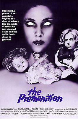 The Premonition - 1976 - Movie Poster