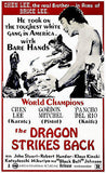 The Dragon Strikes Back - 1973 - Movie Poster