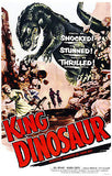 King Dinosaur - 1955 - Movie Poster