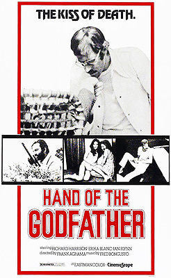 Hand of the Godfather - 1972 - Movie Poster