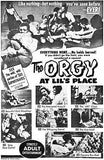The Orgy At Lil's Place - 1963 - Movie Poster