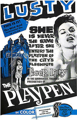 The Playpen - 1967 - Movie Poster