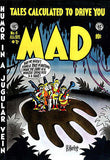 MAD Magazine #6 - August / September 1953 - Cover Poster