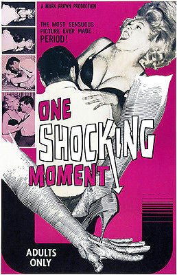 One Shocking Moment - 1965 - Movie Poster