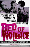 Bed of Violence - 1967 - Movie Poster