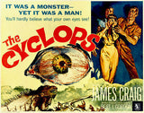 The Cyclops - 1957 - Movie Poster
