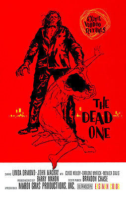 The Dead One - 1961 - Movie Poster