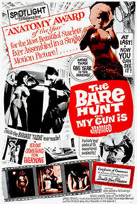 The Bare Hunt - 1963 - Movie Poster