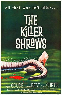 The Killer Shrews - 1959 - Movie Poster Mug