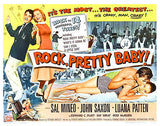 Rock, Pretty Baby! - 1956 - Movie Poster