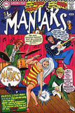 Maniaks #69 - Comic Book Cover Magnet