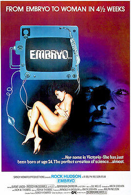 Embryo - 1976 - Movie Poster